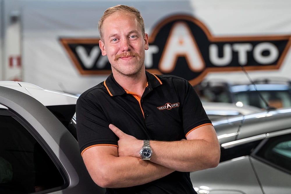 Jesse Vaastela |Valta-Auto